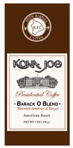 Barack O Blend coffee
