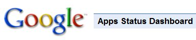 google app status