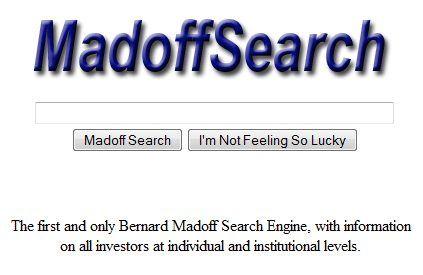 madoff search engine