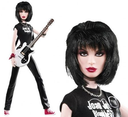 joan jett barbie doll