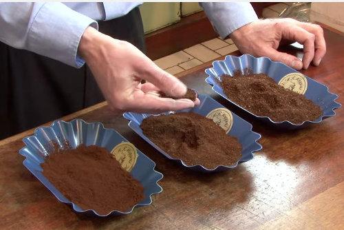 coffee-ground